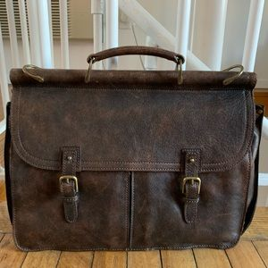 Patrica Nash Tuscan Leather Brief
